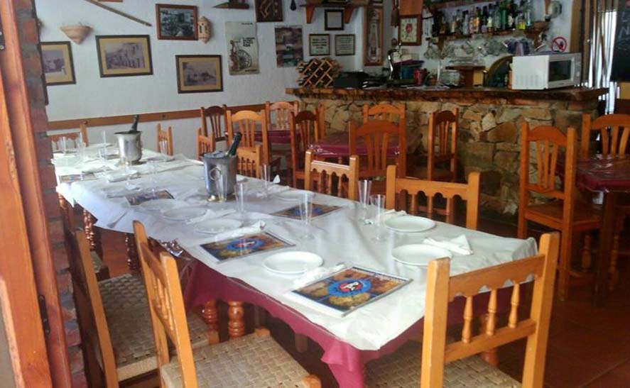 Pizzeria La Tabla Tarifa Restaurante