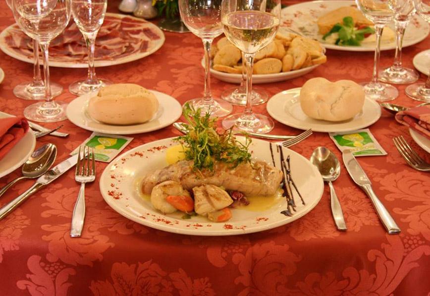 Restaurante Armonia Hotel Bodega Real