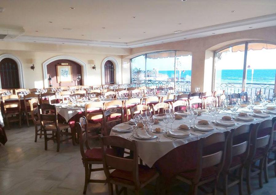 Restaurante Arteserrano Cadiz Comedor