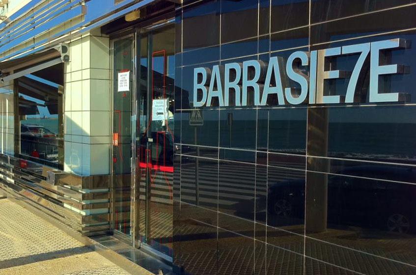 Restaurante Barrasiete Cadiz