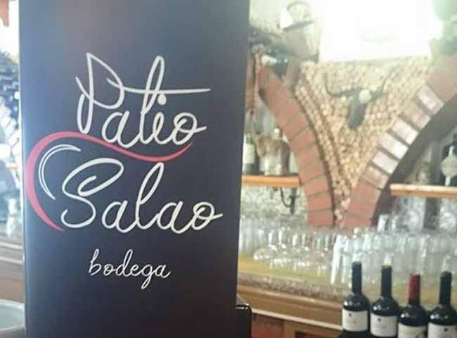 Restaurante Bodega Patio Salao Roquetas de Mar