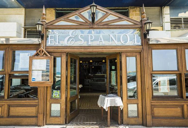 Restaurante El Español Cadiz