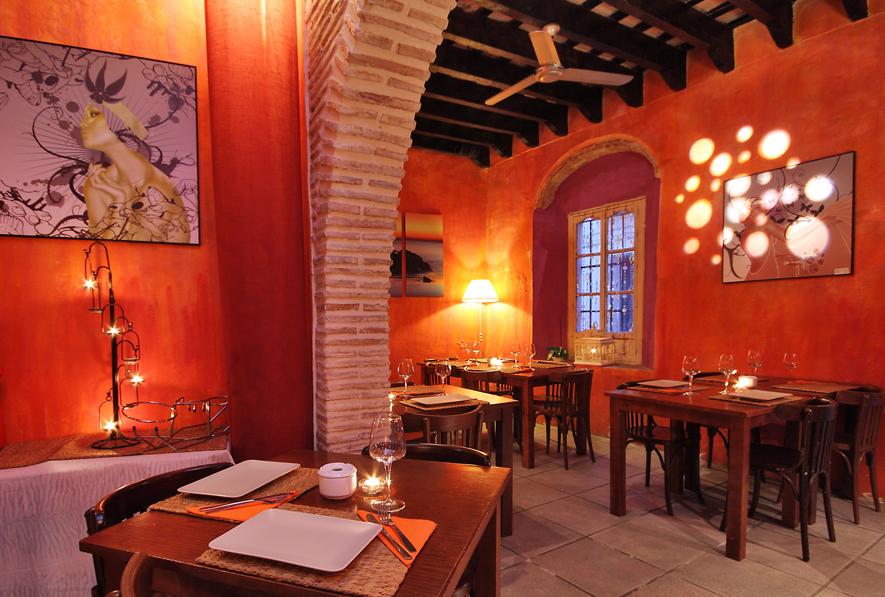Restaurante Karpanta Tarifa Interiores