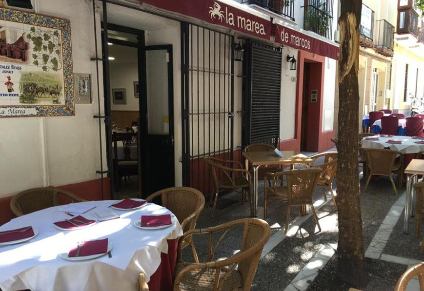 Restaurante La Marea de Marcos Jerez