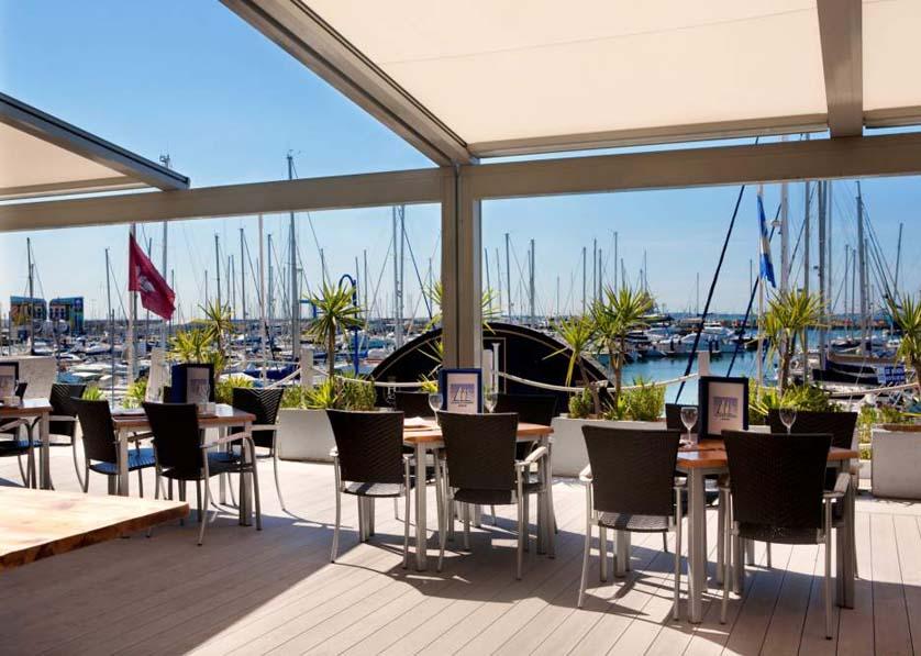 Restaurante La Terraza Hotel Puerto Sherry Cadiz