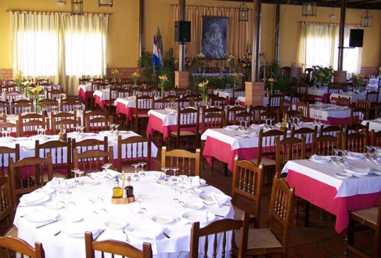 Restaurante Rociero Blanca paloma Jerez