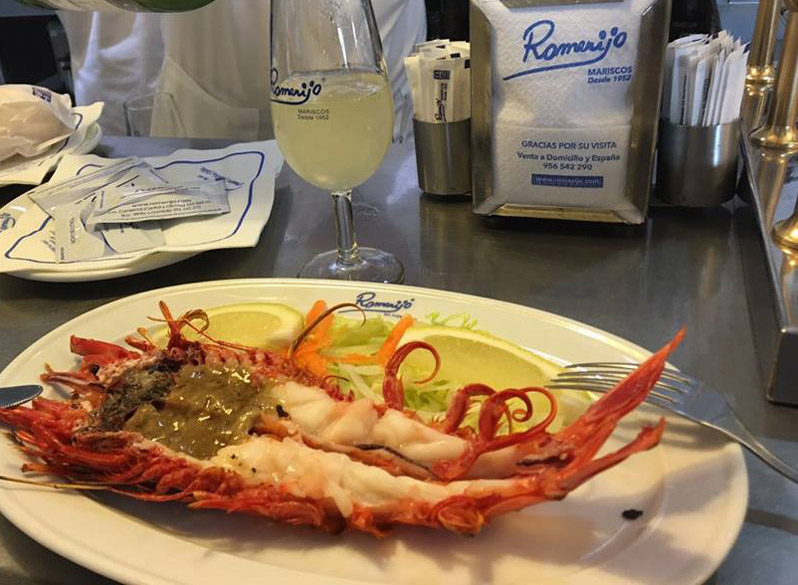 Restaurante Romerijo Puerto Santa Maria