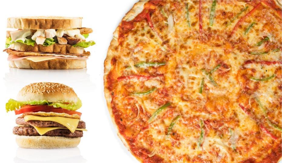 Tabitas Pizza Burguer