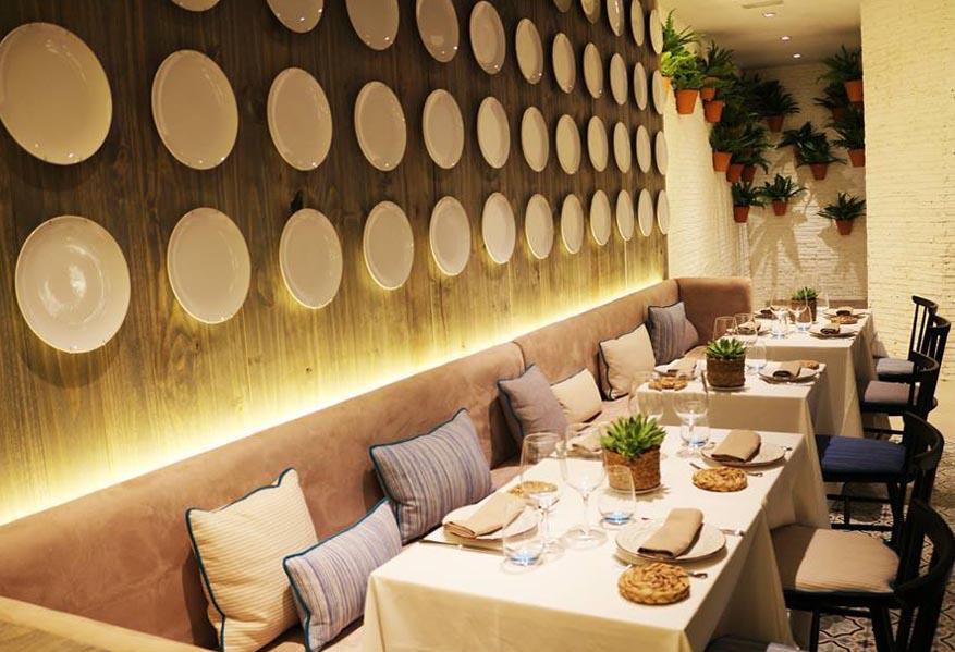 Zahara de Osborne Restaurante Madrid
