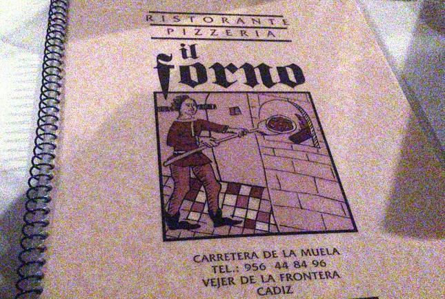 Pizzeria Il Forno Vejer de la Frontera Restaurante