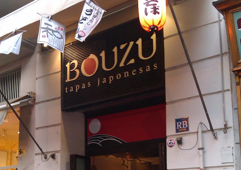Bouzu Restaurante Japones Barcelona