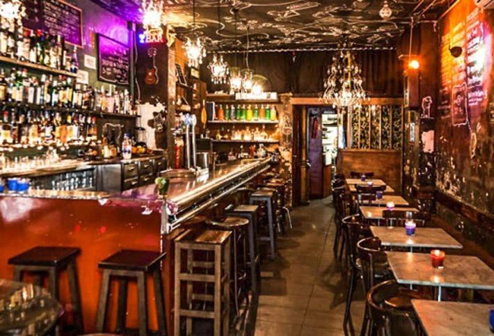 Rabipelao Rawalistan Restaurante Barcelona Sala