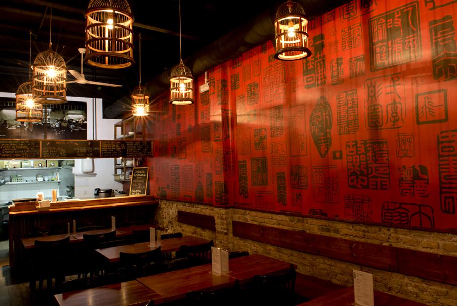 RedAnt Noodle Bar Barcelona