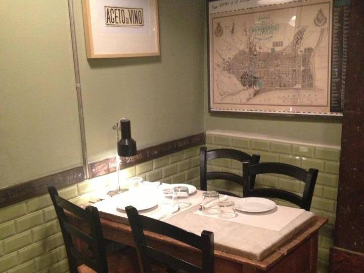 Restaurante Le Cucine Mandarosso Barcelona