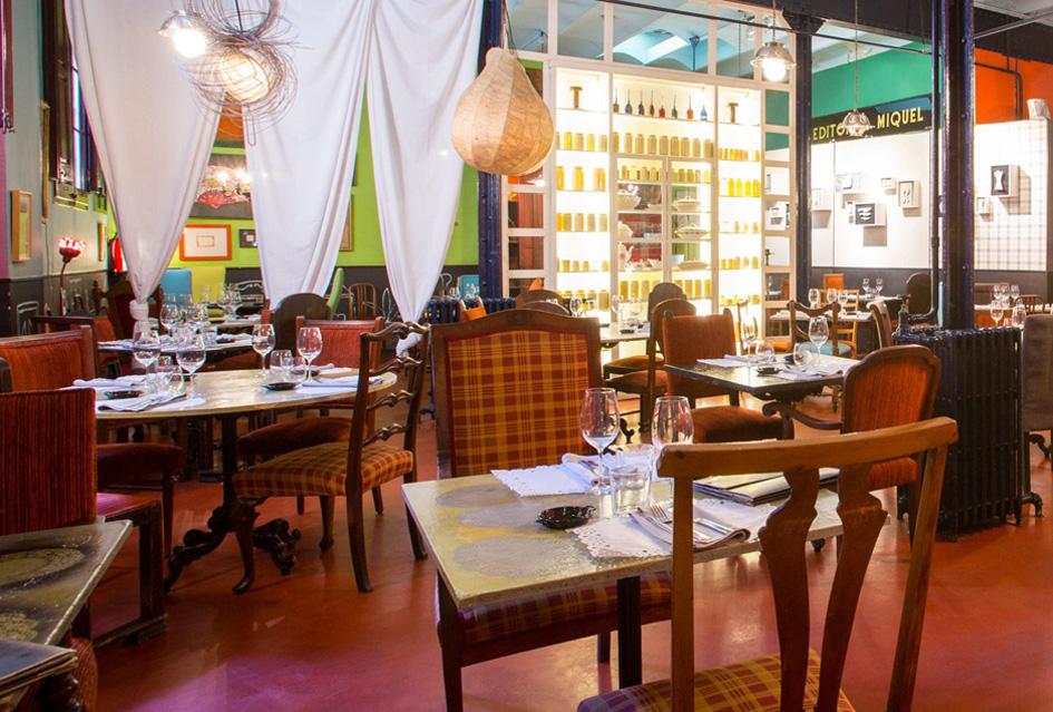 Semproniana carrer rosello 148 barcelona - Restaurante semproniana barcelona ...