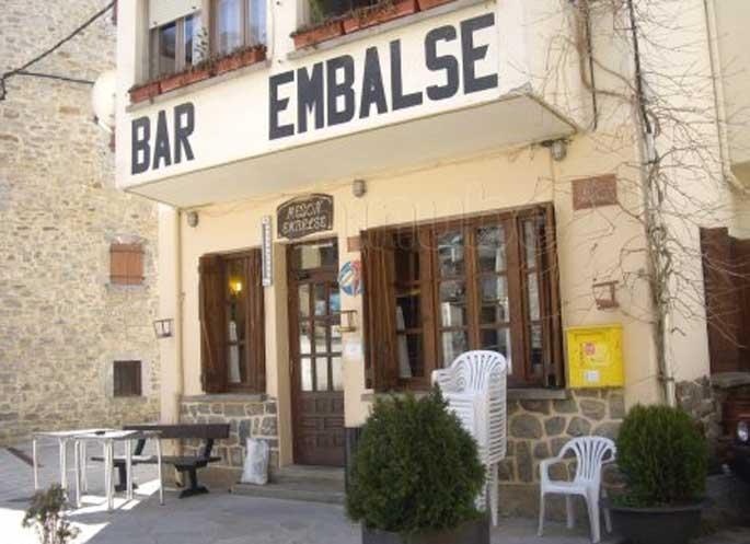 Bar Embalse El Pueyo de Jaca