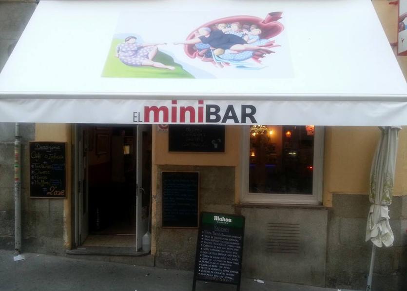 EL MINIBAR