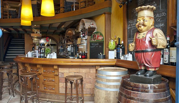 Restaurante El Teatro Astillero