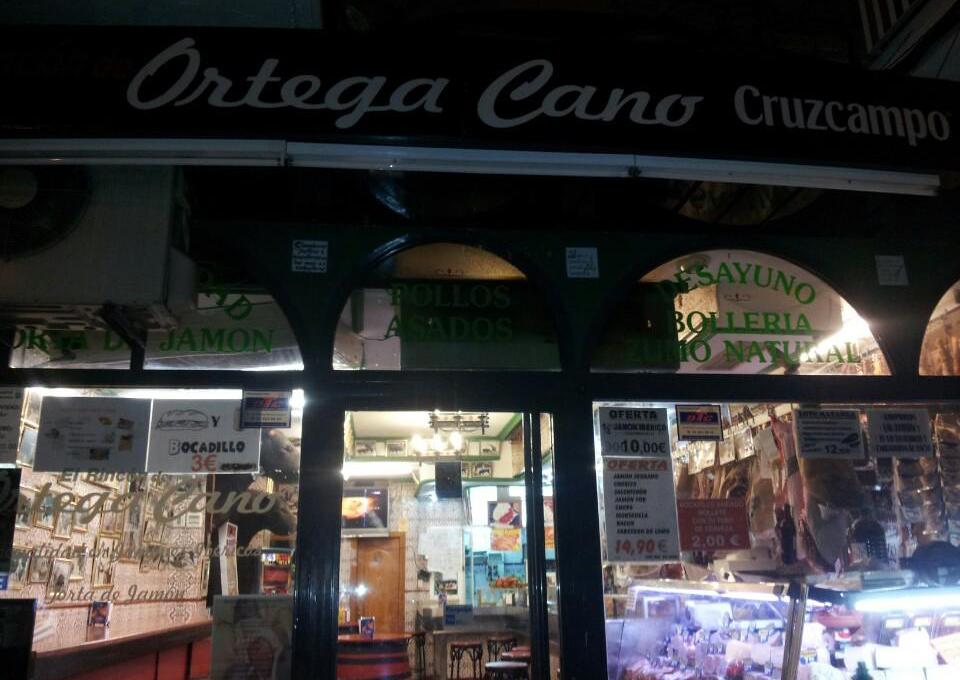 EL RINCÓN DE ORTEGA CANO II