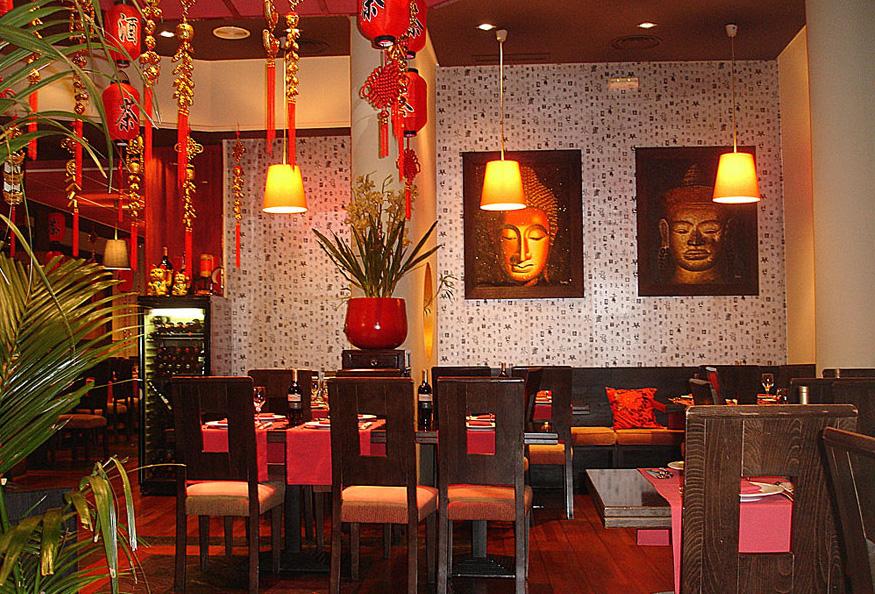 Restaurante Kzen Madrid Asiatico