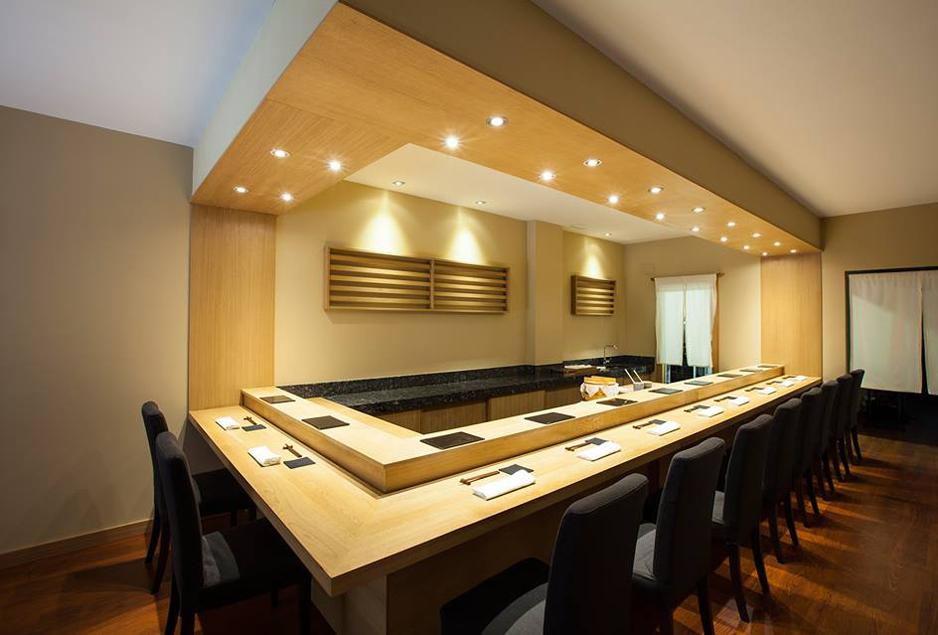 Restaurante Kiro Sushi Logroño Interiores