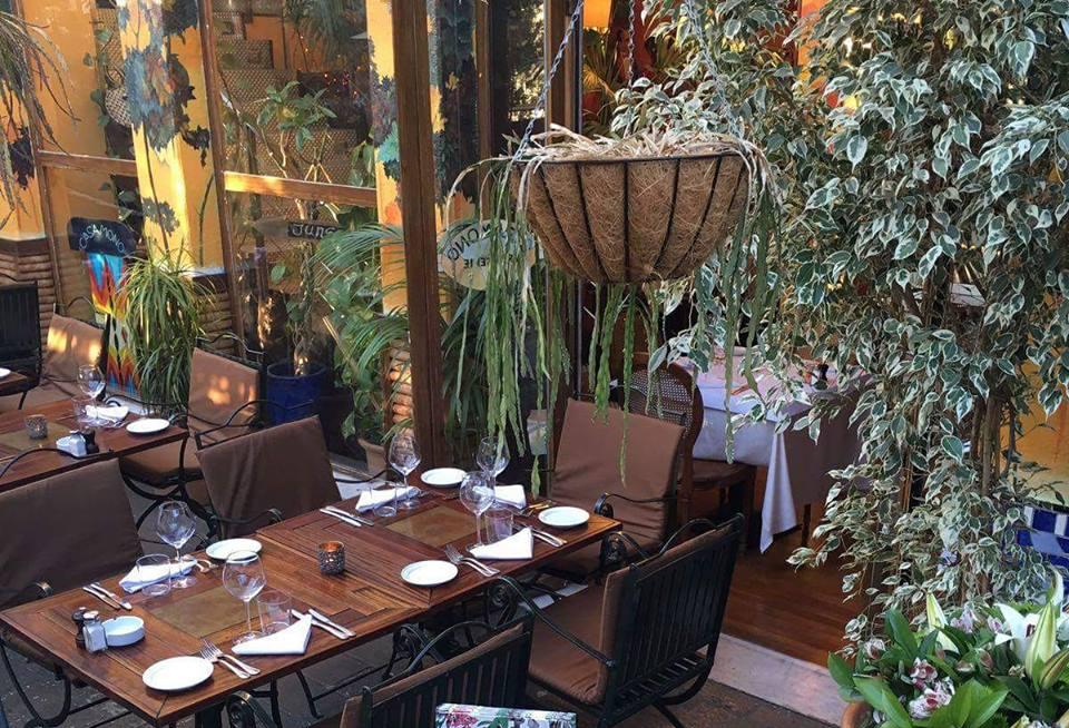 Casa mono restaurante good casa mono tartar with casa - Casa mono restaurante ...