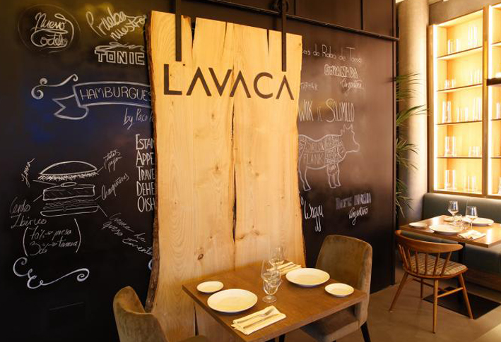 Lavaca arturo soria calle torrecilla del puerto 5 madrid for Restaurante puerto rico madrid
