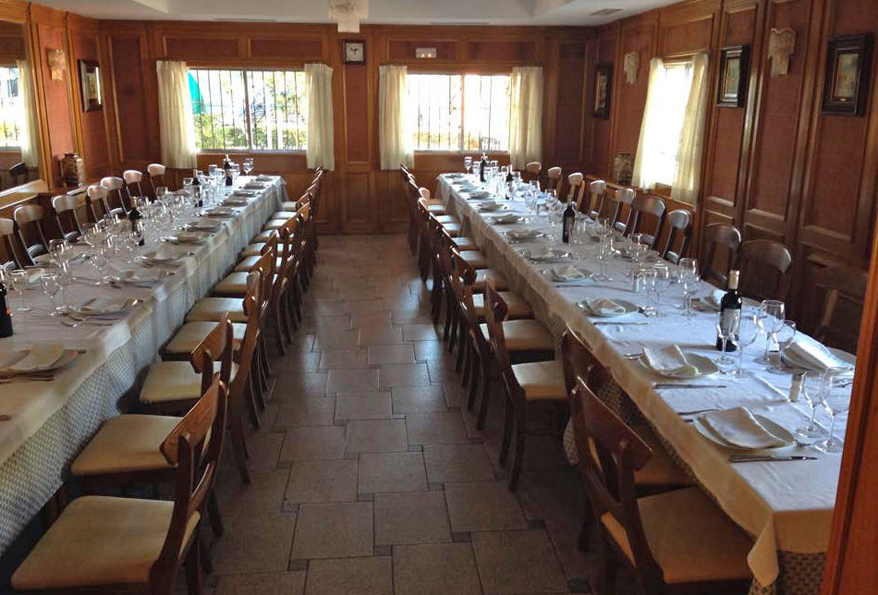 Restaurante Calleja Las Rozas Celebraciones