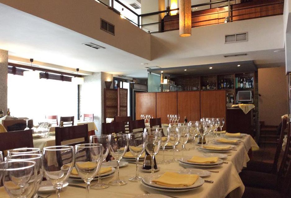 Restaurante Casa Jorge Madrid Comedor