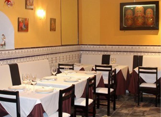 La troyka calle jardines 11 madrid for Calle jardines madrid