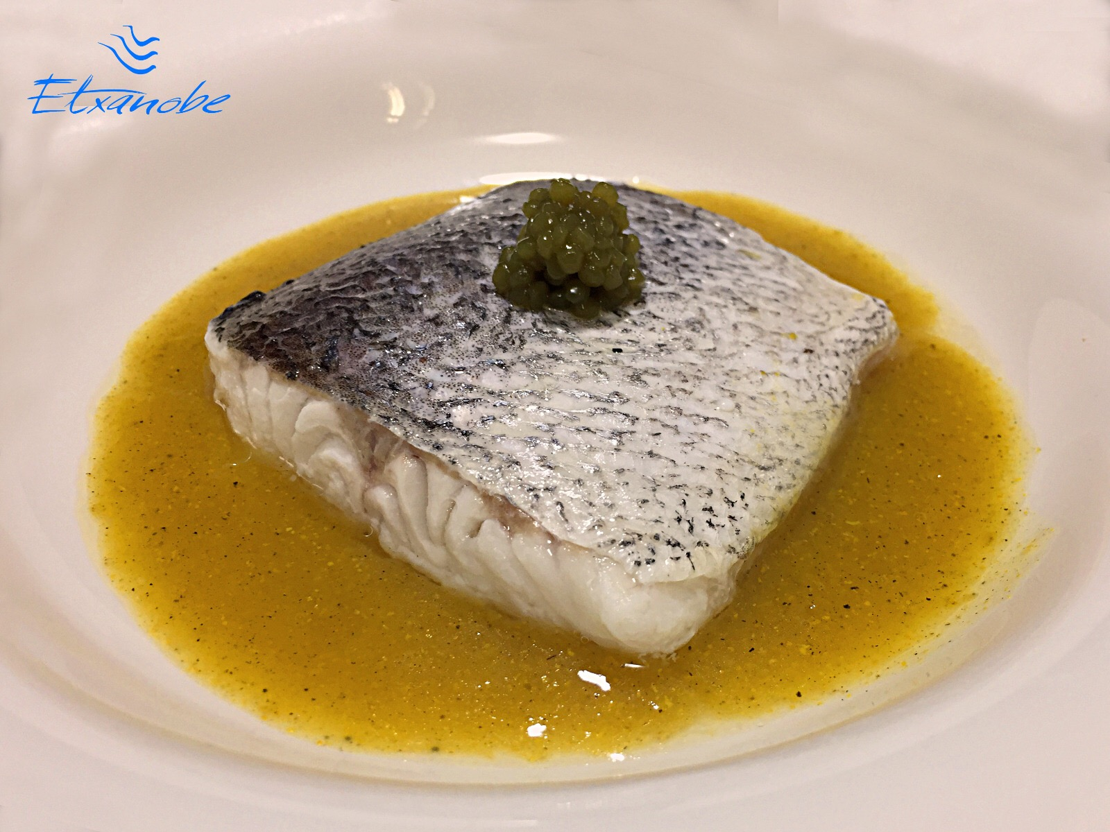 HAKE AND MUSSEL JUICE