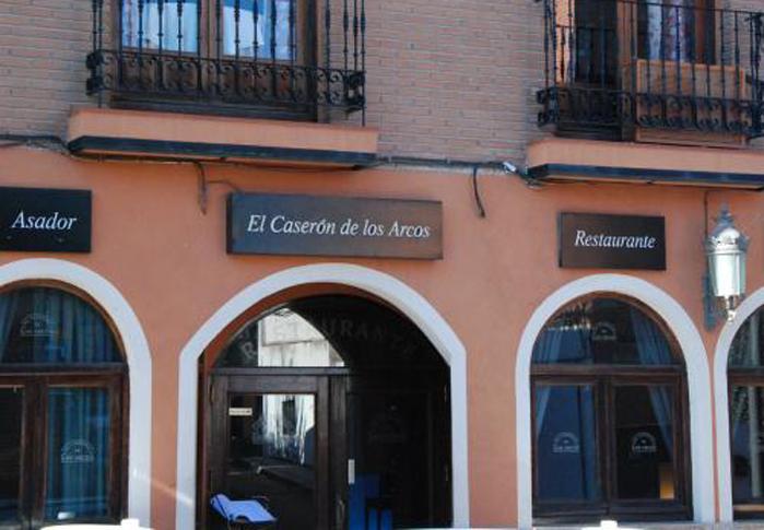 EL CASERÓN DE LOS ARCOS