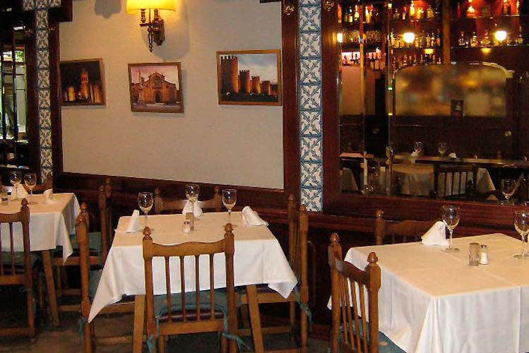 Restaurante La Celestina Madrid
