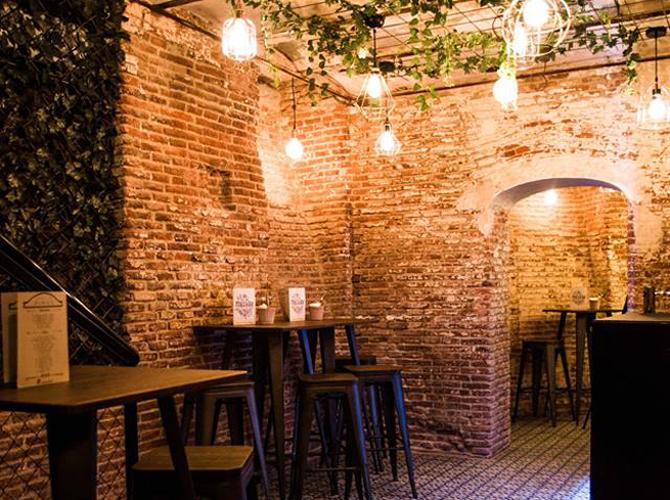 Pinzano Madrid Bar Restaurante
