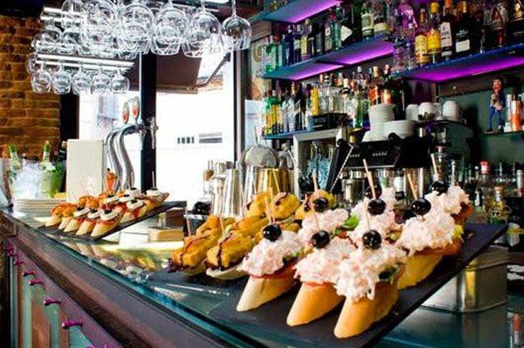 Pizkolabi Bar Madrid