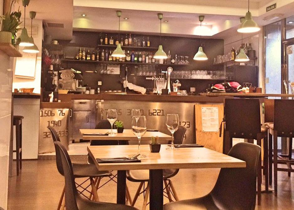 Restaurante Desengaño 13 Madrid