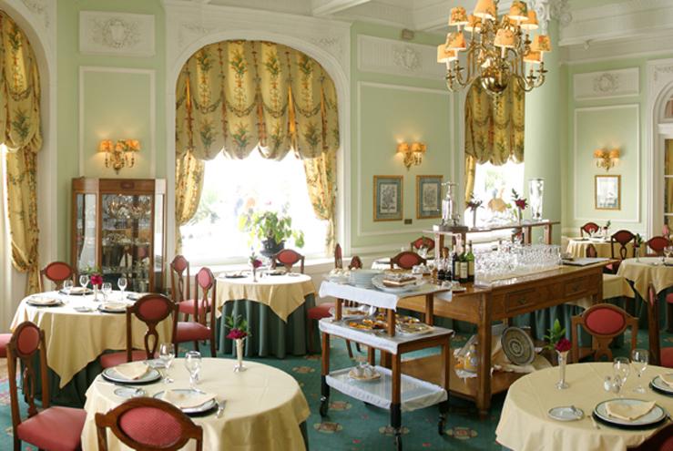 Restaurante El Puntal Hotel Real Santander
