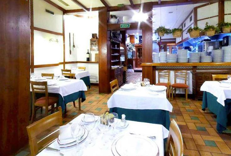 Restaurante Farketa 56 Bilbao