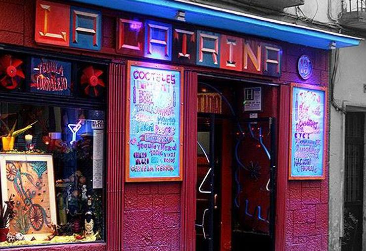 Bar La Catrina Madrid Cocteles