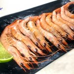 HUELVA SHRIMP recently boiled (100g.)