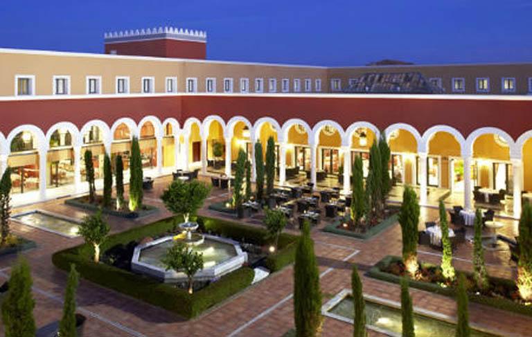La Alhambra Restaurante Hotel Melia Sancti Petri Chiclana