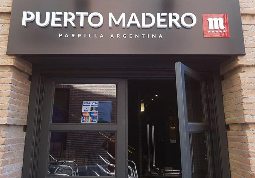 Puerto Madero Parrilla Alcala de Henares Restaurante