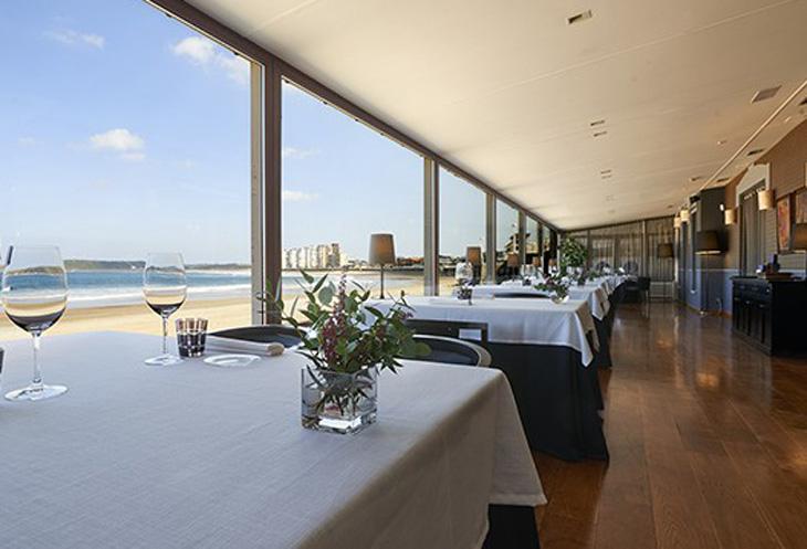 Real Balneario Salinas Restaurante