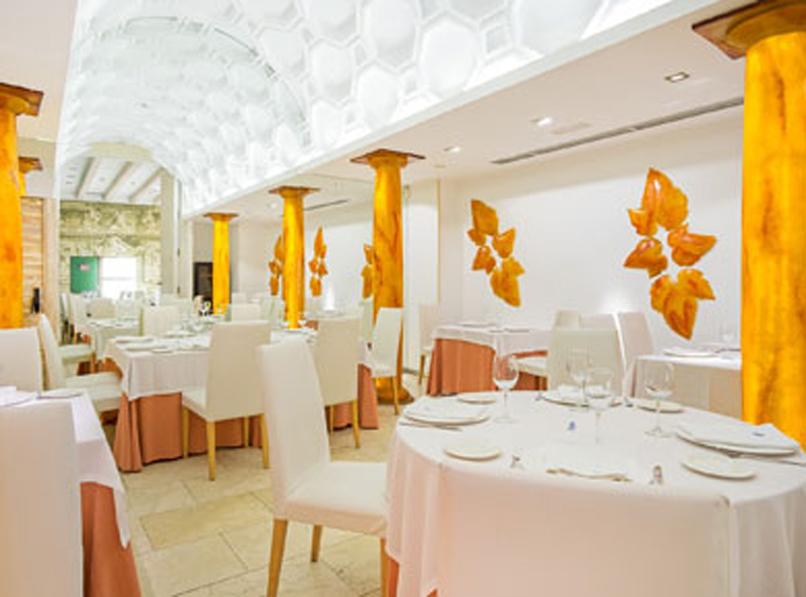 Restaurante St James Rosario Pino Madrid