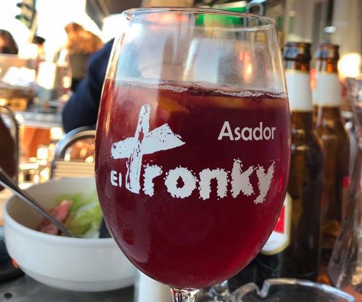 Asador El Tronky Pedreña Restaurante