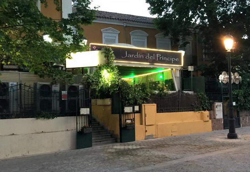Jard n del pr ncipe calle de la reina 6 aranjuez - Jardin del principe aranjuez ...