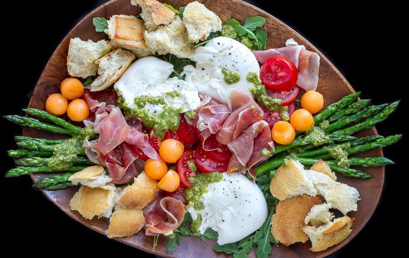 Amicis Restaurante Madrid Tapas Fusion
