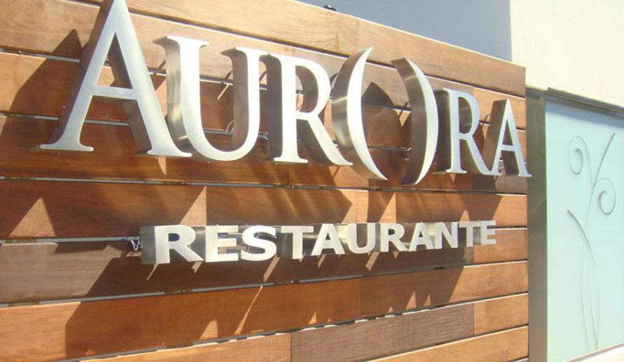 Aurora Restaurante Titulo