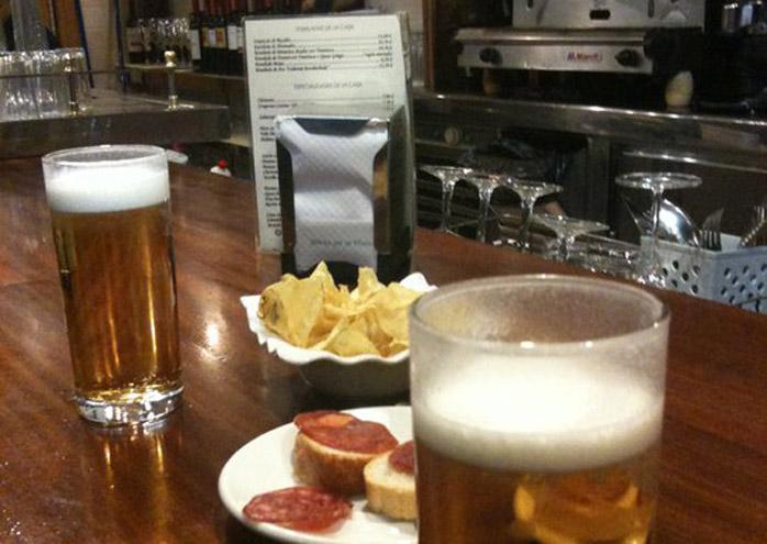 Paisaje Iberico Pozuelo Bar Restaurante