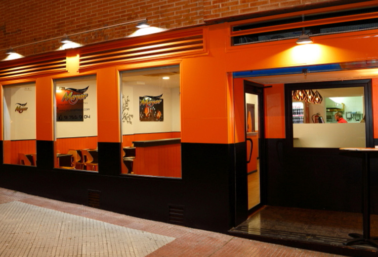 Pizzeria Mayor Alcobendas